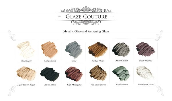 Glaze from Paint Couture the Collection